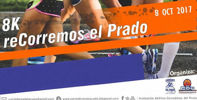 8k reCorremos el Prado (Montevideo, 08/oct/2017)