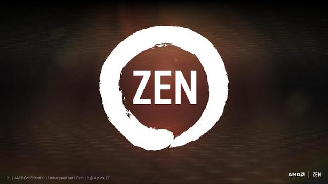 AMD Ryzen Prosesor 16 Core Penantang Core i7