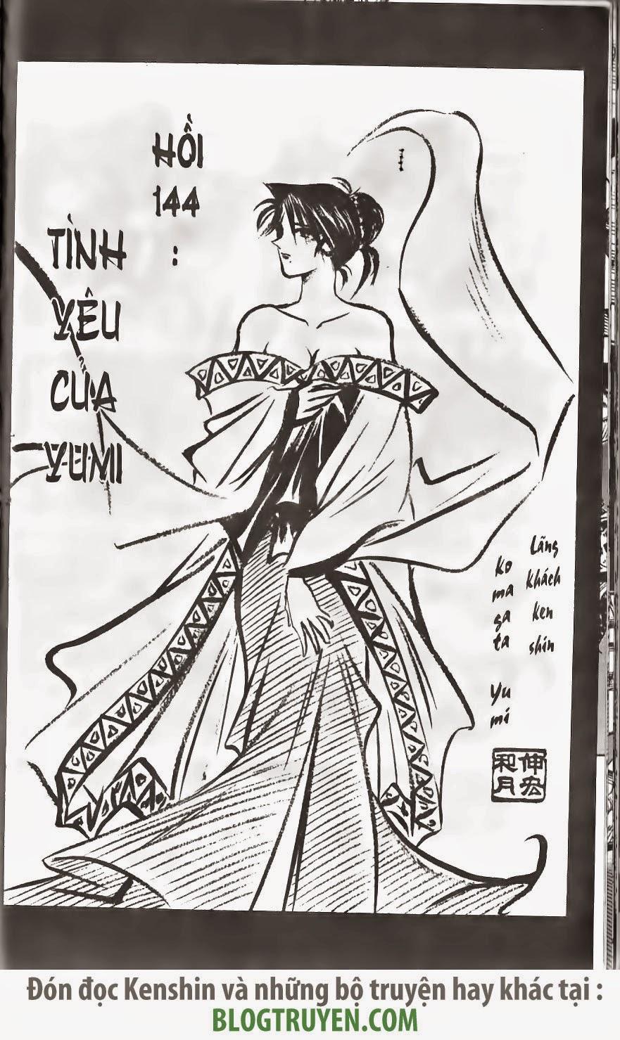 Rurouni Kenshin chap 144 trang 5