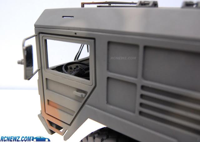 RC4WD Beast 2 6x6 door