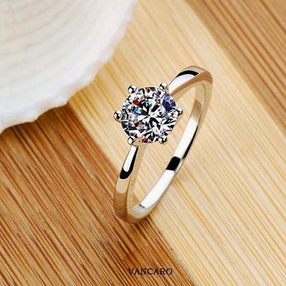 Wedding Rings 2015 Latest Wedding Rings For Girls By Vancaro WFwomen
