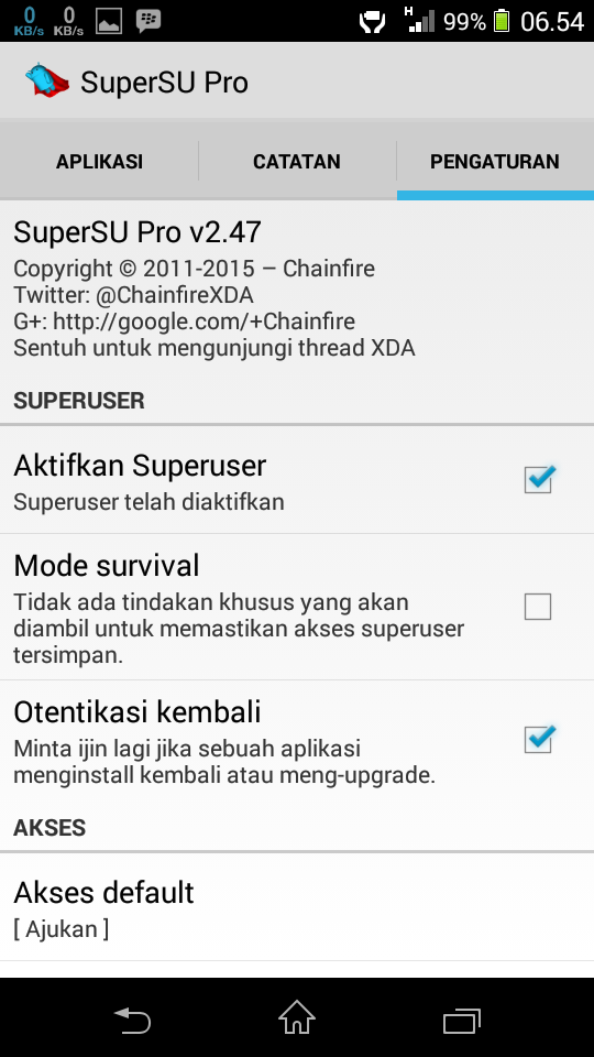 SuperSU Pro Free Download