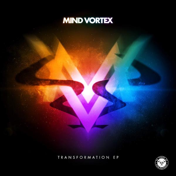 Mind Vortex - Transformation - EP Cover