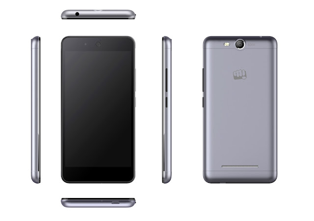 Micromax launches two smartphones with marathon 4000 mAh batteries, Canvas Juice 3 and Juice 3+ starting from Rs. 8999