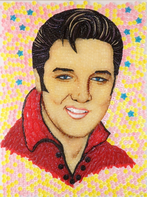 06-Elvis-Presley-cristiam-Ramos-Candy-Nail-Polish-Toothpaste-for-Sculptures-Paintings-www-designstack-co