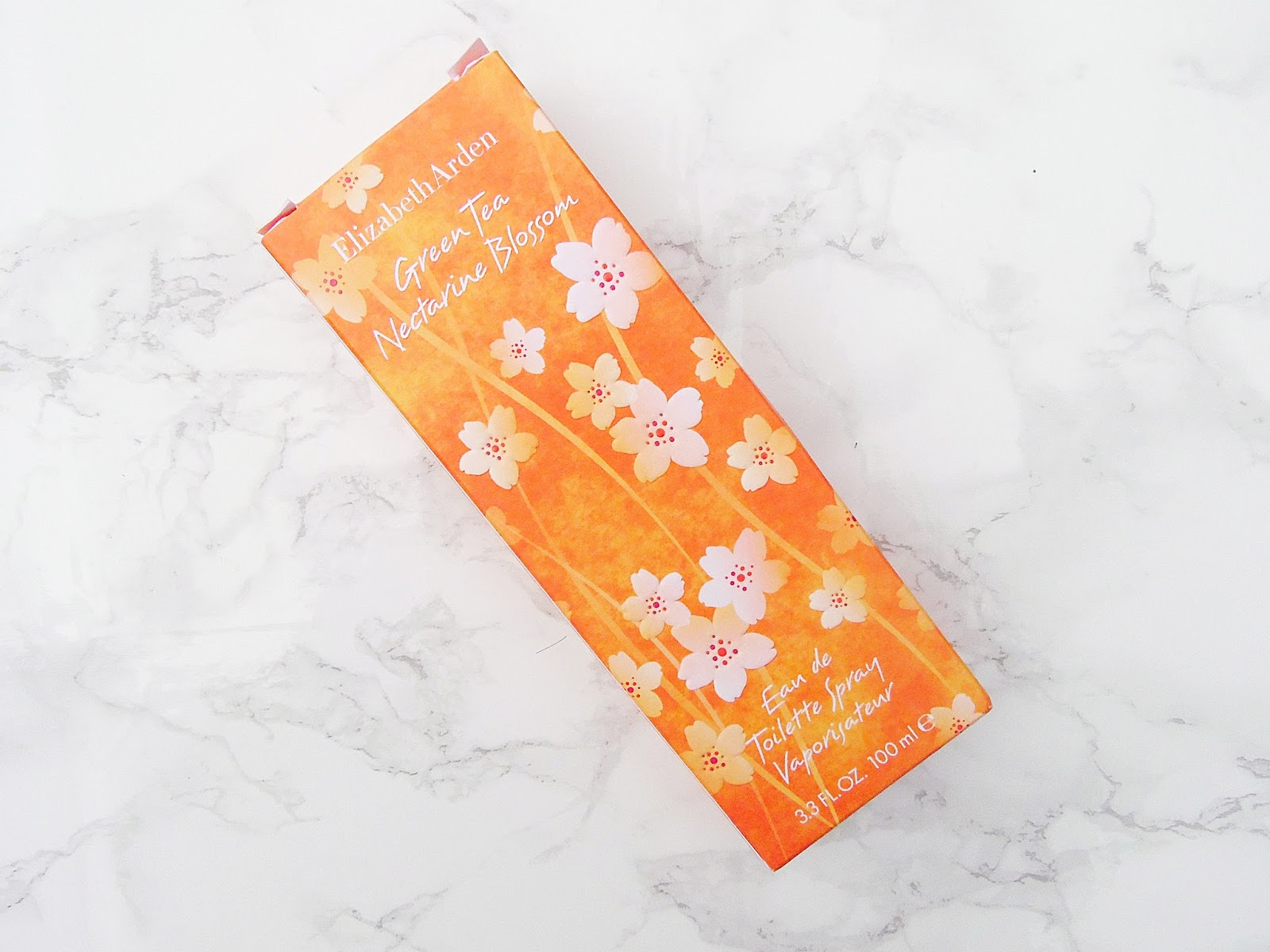 Elizabeth Arden Green Tea Nectarine Blossom Fragrance