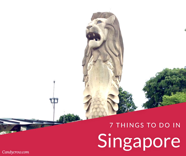 7 Things to do in Singapore in 4 Days