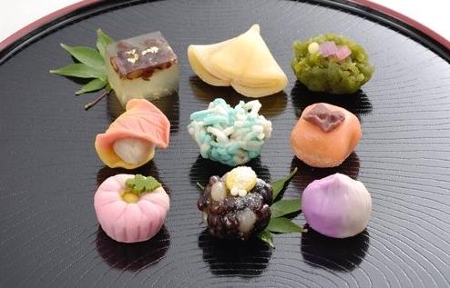 Makanan Jepang Wagashi