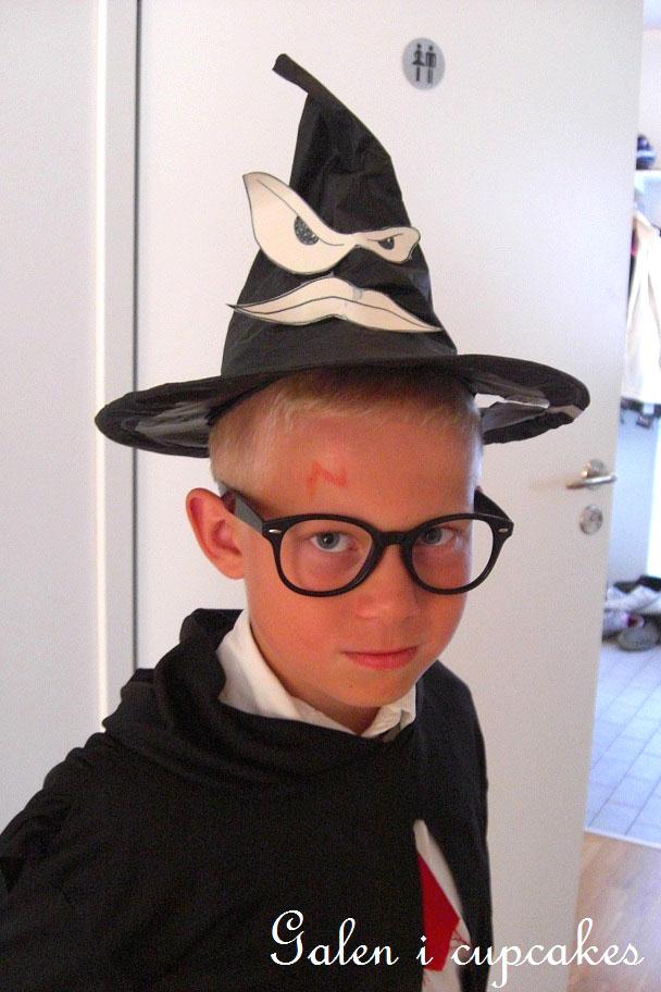 Hemmagjord halloweendräkt