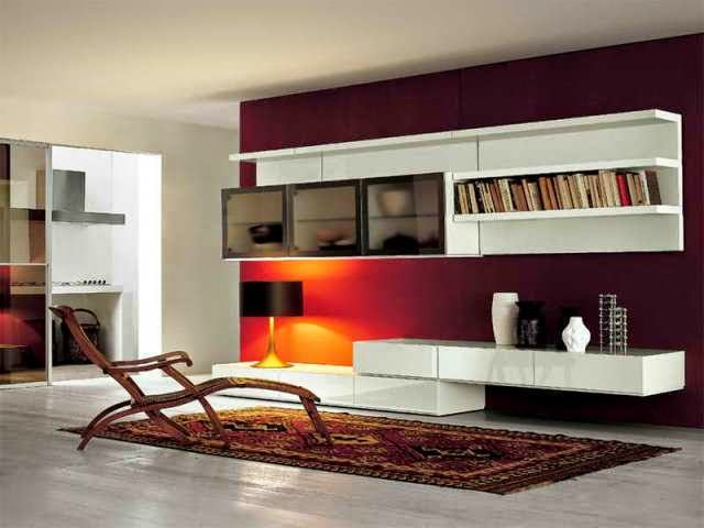 wall colors for living room popular