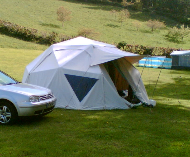 палатка сфера