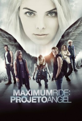 Maximum Ride: Projeto Angel Torrent – WEB-DL 720p/1080p Dual Áudio