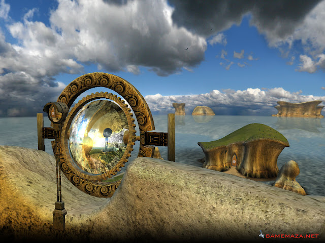 MYST V End of Ages Gameplay Screenshot 1
