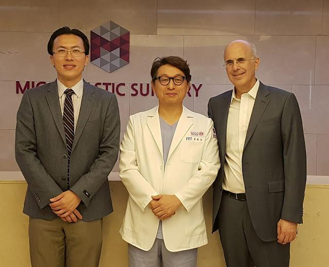 參訪韓國整形外科醫院