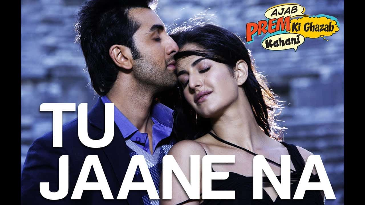 Tu Jane Na Lyrics -  Atif Aslam