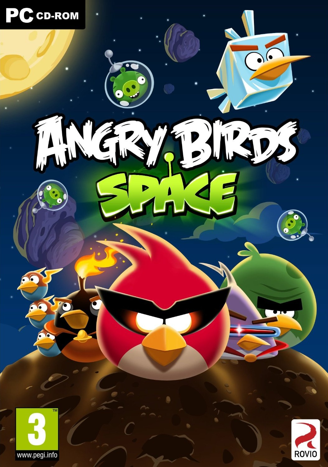 World EnterTainement: Angry Birds Space V.1.0.0