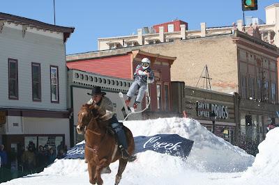 http://en.wikipedia.org/wiki/Skijoring#mediaviewer/File:Leadville_Ski_Joring.jpg