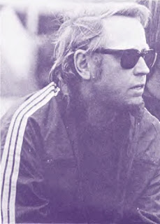 Alan Rogers during his days as coach of the Iranian team Persepolis