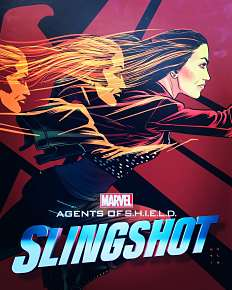Agents of S.H.I.E.L.D. Slingshot Season 1