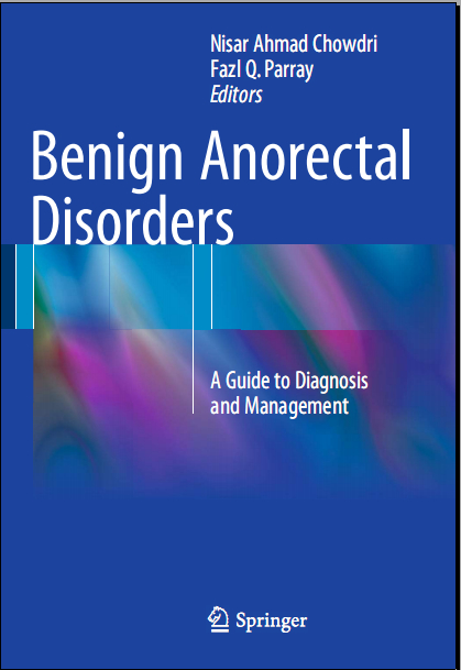 Benign Anorectal Disorders-A Guide to Diagnosis and Management [PDF]