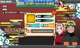 Download Naruto Senki Versi 1.20 Apk
