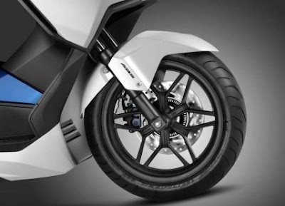 Spesifikasi Honda Forza 150