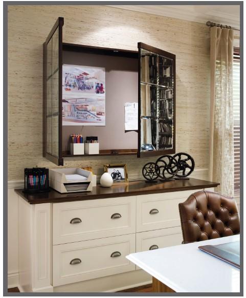 Candice Olson Office Design
