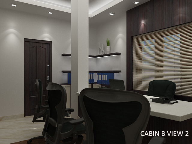 Office Cabin Interior Design ideas by Residenza Designs | penting ...