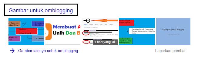 Begini Cara Tampilkan Gambar Dipencarian Google Dengan Mudah