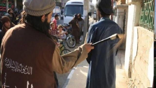 كيف عاقب داعش المفطرين في رمضان !! لن تتخيل ماذا فعل معهم