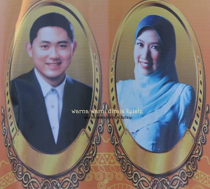 Bluehyppo: Perkahwinan DiRaja Kelantan & Brunei
