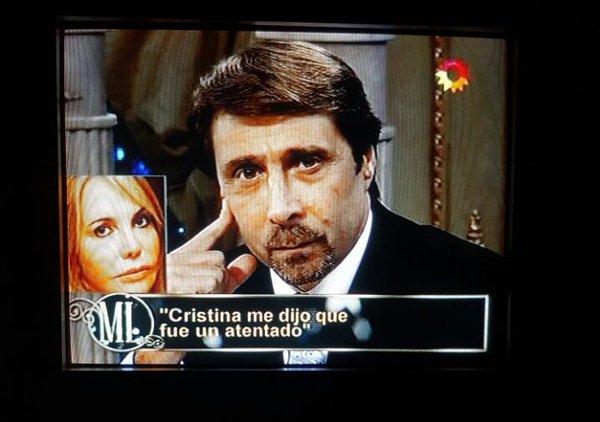 La Noche de Mirtha con la Amante de Nestor y Mas...