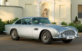 Aston Martin DB5 Classic luxury Car