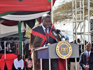 Governor Kajiado Ole Lenku. PHOTO | Courtesy