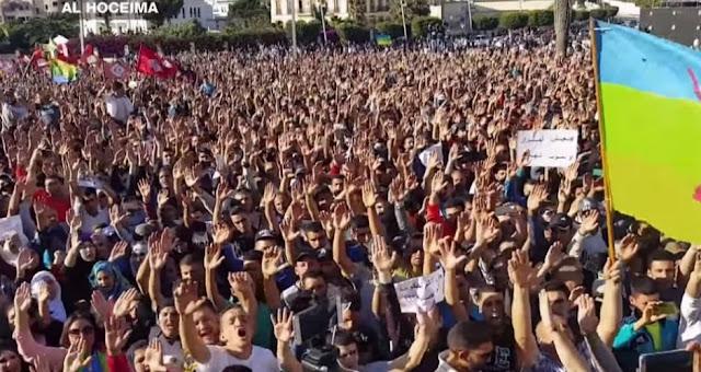 المغرب: احتجاجات عارمة تضامنا مع الزفزافي