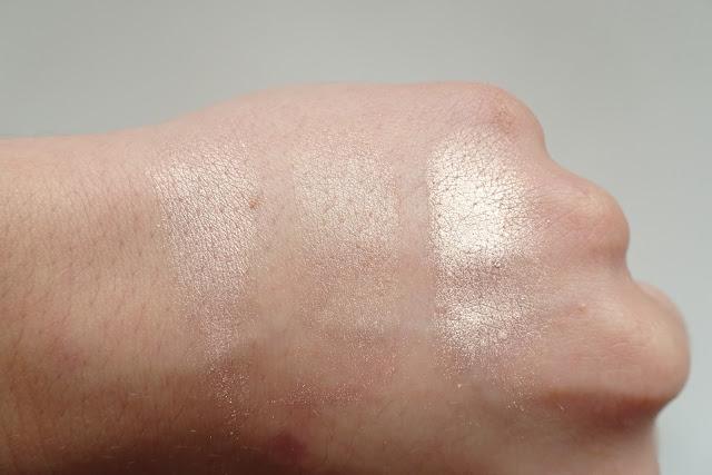 beztalkowe cienie glamshadows - perlage