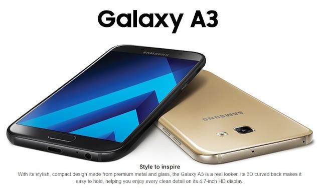 Samsung Galaxy A3 USB Télécharger Pilote Gratuit