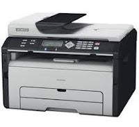 Ricoh SP 204SN Printer Driver