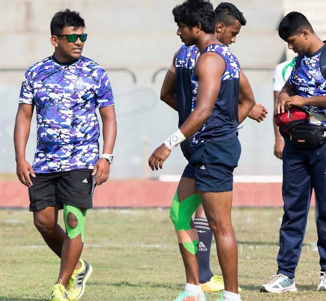 Yoshitha Rajapaksa Team Mates