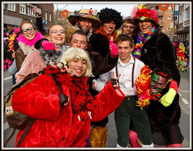 Carnaval de Dunkerque 2013 CANON EOS 650D 18-135 IS STM