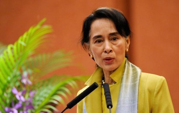 Dukung Genosida Oleh Teroris Biksu Budha, Aung San Suu Kyi Sebut Muslim Rohingya Teroris