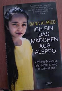 Mädchen aus Aleppo