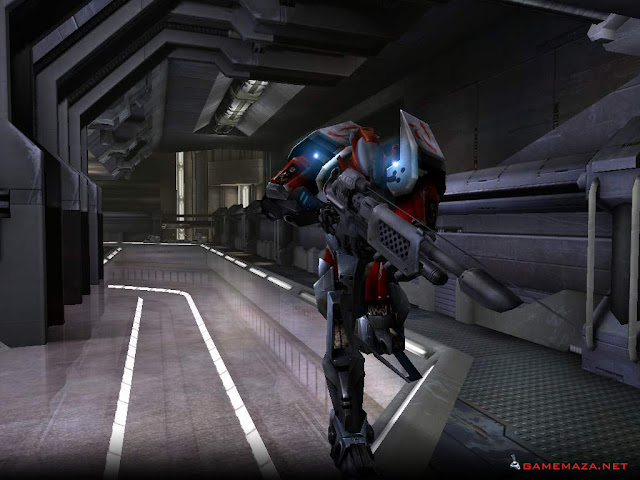 Unreal Tournament 2003 Gameplay Screenshot 1