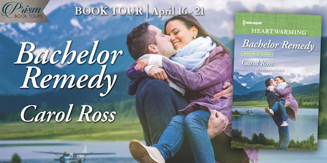 Bachelor Remedy blog tour banner