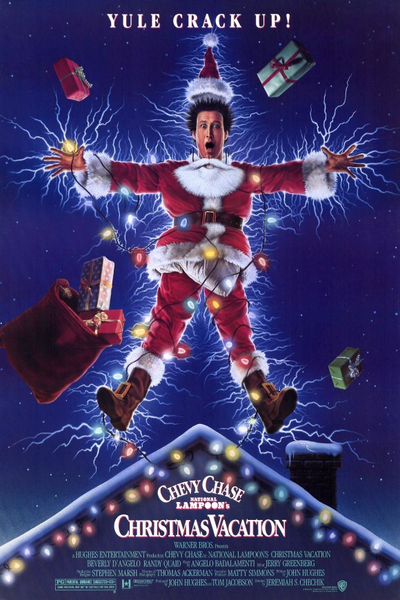 Mr. Movie: National Lampoon's Christmas Vacation ( Movie