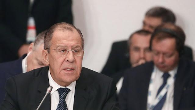 """Lavrov: """"La detención de la directiva de Huawei muestra la 'política de Potencia Grande' de EE.UU."""""""
