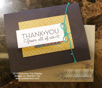 3 Card Ideas for Stampin' Up! Touches of Texture stamp set #stampinup