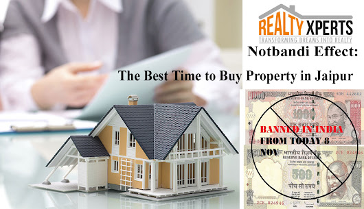Notbandi Effect: The Best Time to Buy Property in Jaipur