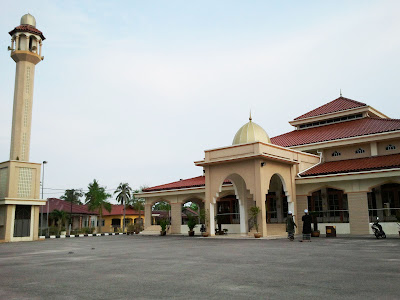 Image result for MASJID JAMEK RENGIT BATU PAHAT