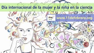 Imagen del Día Internacional de la niña y la mujer en la ciencia